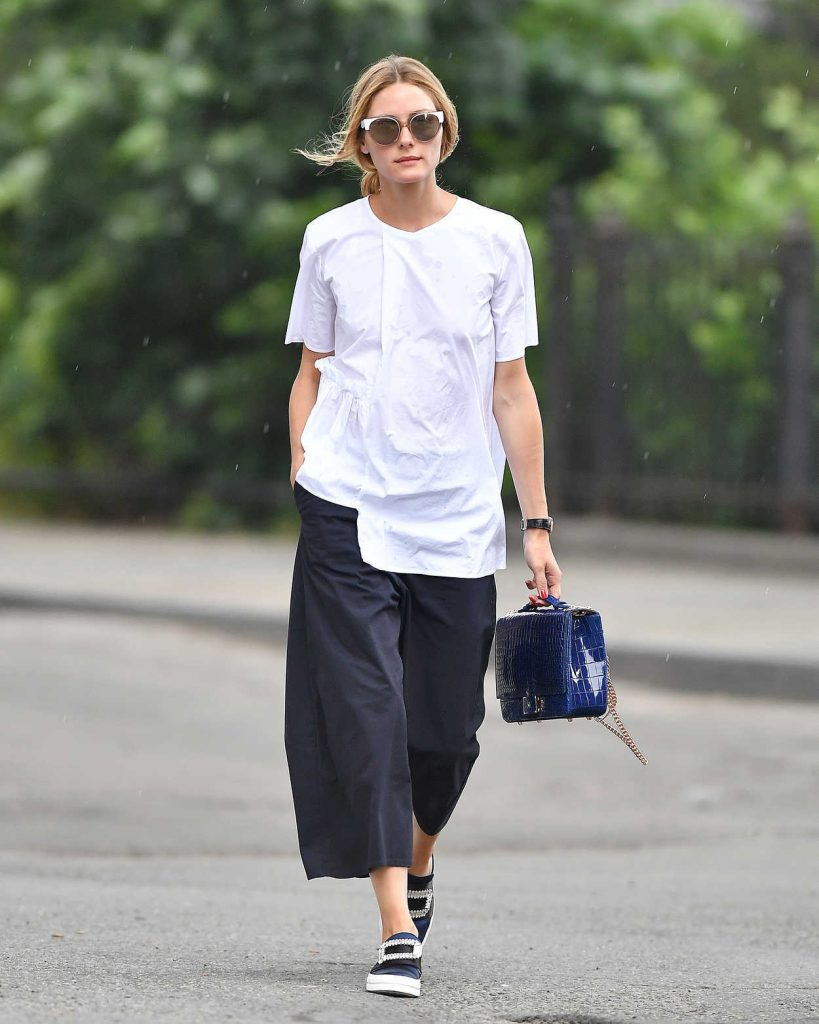 Olivia Palermo Was Seen Out in Brooklyn, New York 07/30/2016-3