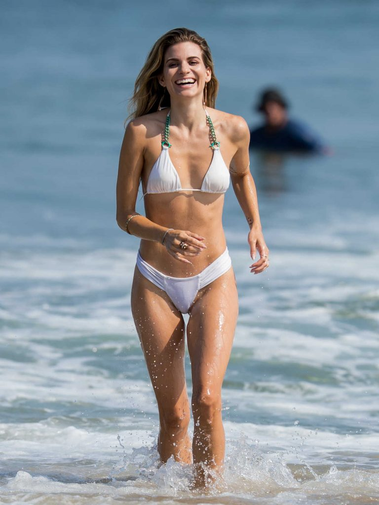 Rachel McCord in Bikini in Malibu 07/30/2016-1