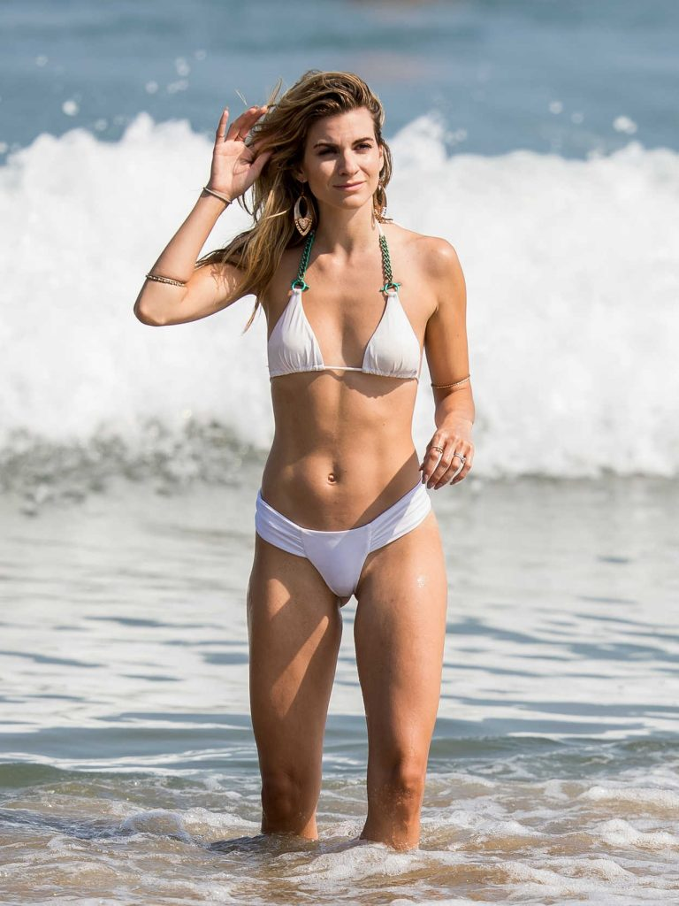 Rachel McCord in Bikini in Malibu 07/30/2016-2
