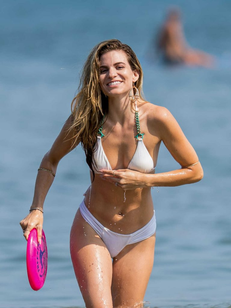 Rachel McCord in Bikini in Malibu 07/30/2016-3