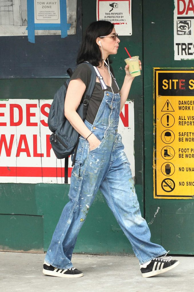 Sarah Silverman Was Seen Out in New York City 07/13/2016-2