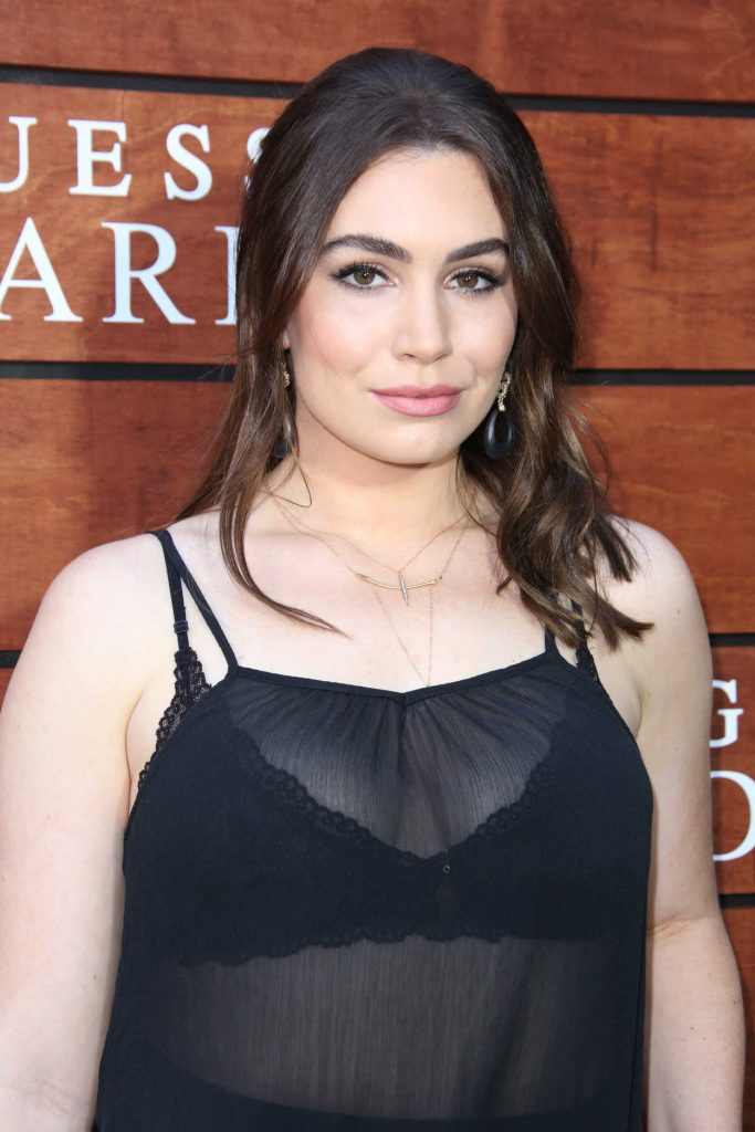 Sophie Simmons at the Launch of Guess Dare Fragrance in Los Angeles 07/27/2016-4