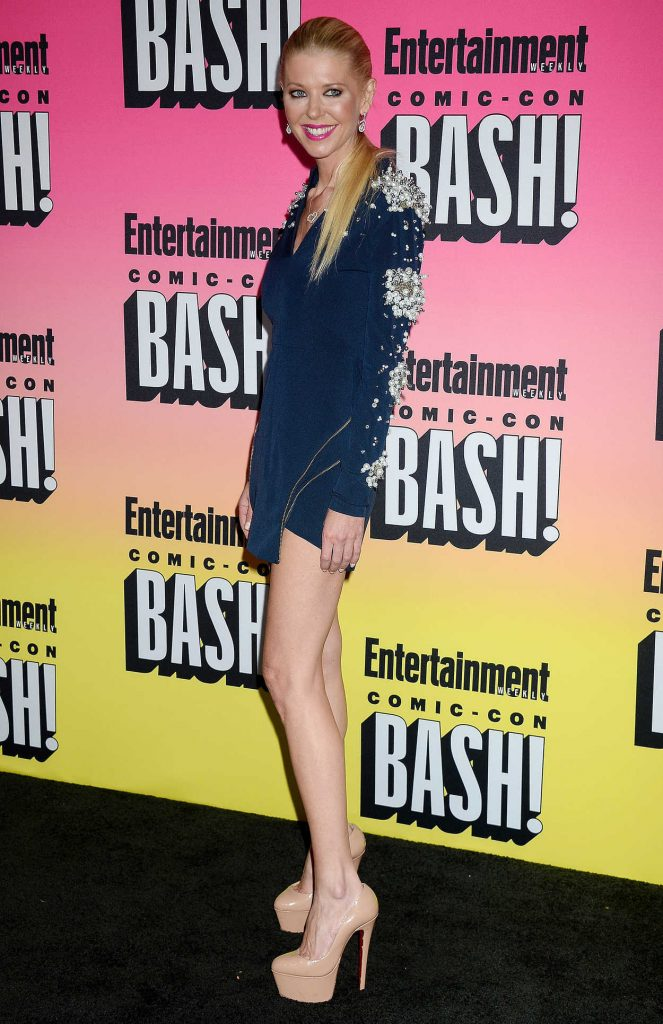 Tara Reid at Entertainment Weekly Annual Comic-Con Party at Hard Rock Hotel in San Diego 07/23/2016-2