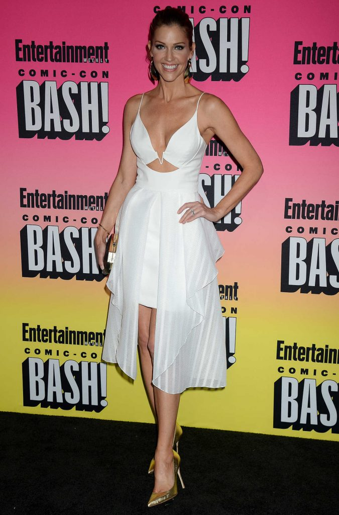 Tricia Helfer at Entertainment Weekly Annual Comic-Con Party at Hard Rock Hotel in San Diego 07/23/2016-1