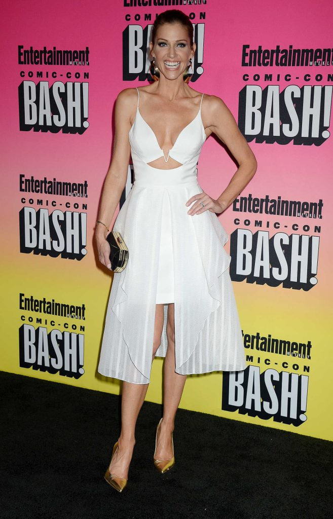 Tricia Helfer at Entertainment Weekly Annual Comic-Con Party at Hard Rock Hotel in San Diego 07/23/2016-2
