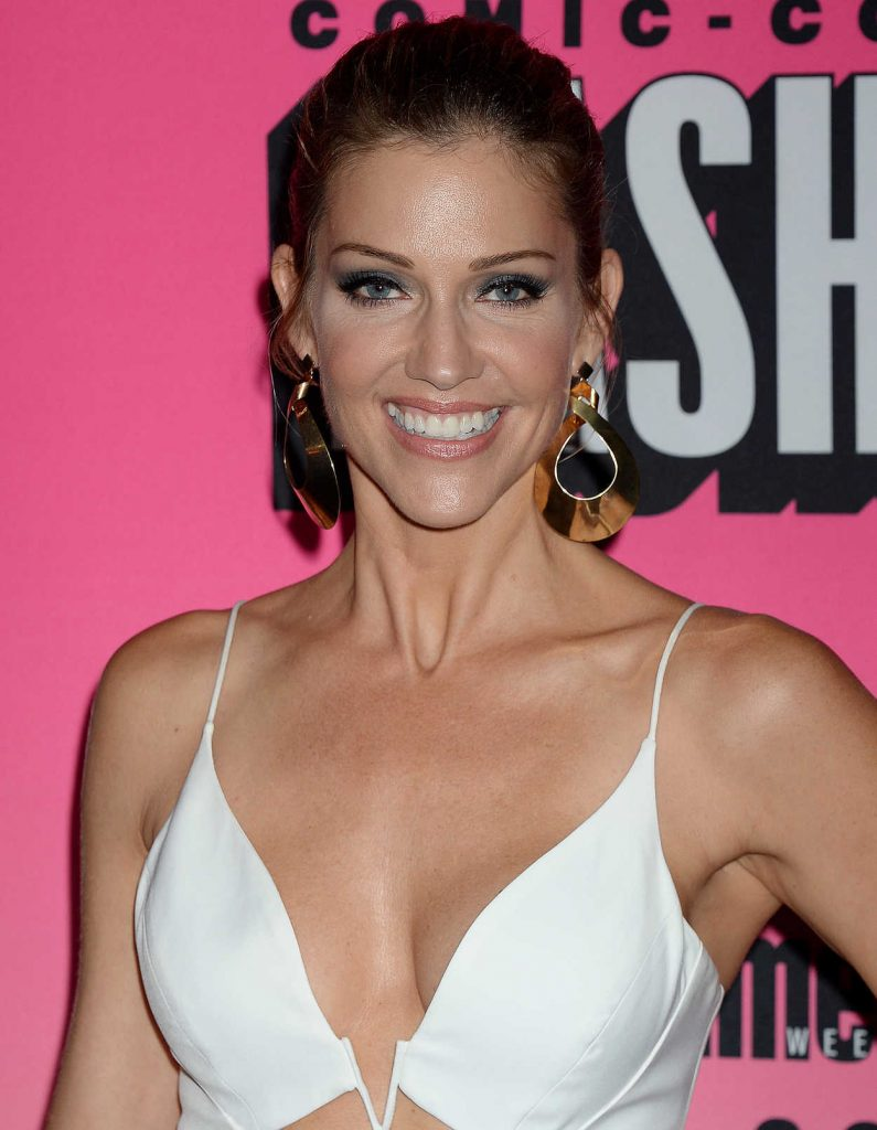Tricia Helfer at Entertainment Weekly Annual Comic-Con Party at Hard Rock Hotel in San Diego 07/23/2016-3