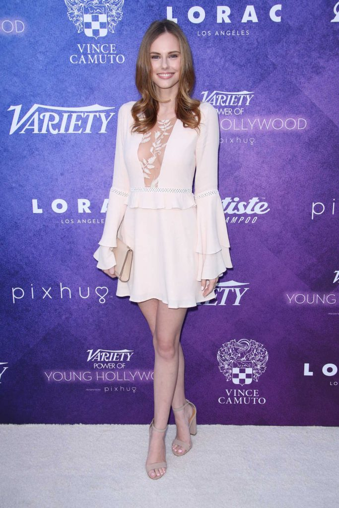 Alyssa Campanella at Variety's Power of Young Hollywood Presented by Pixhug in Los Angeles 08/16/2016-1