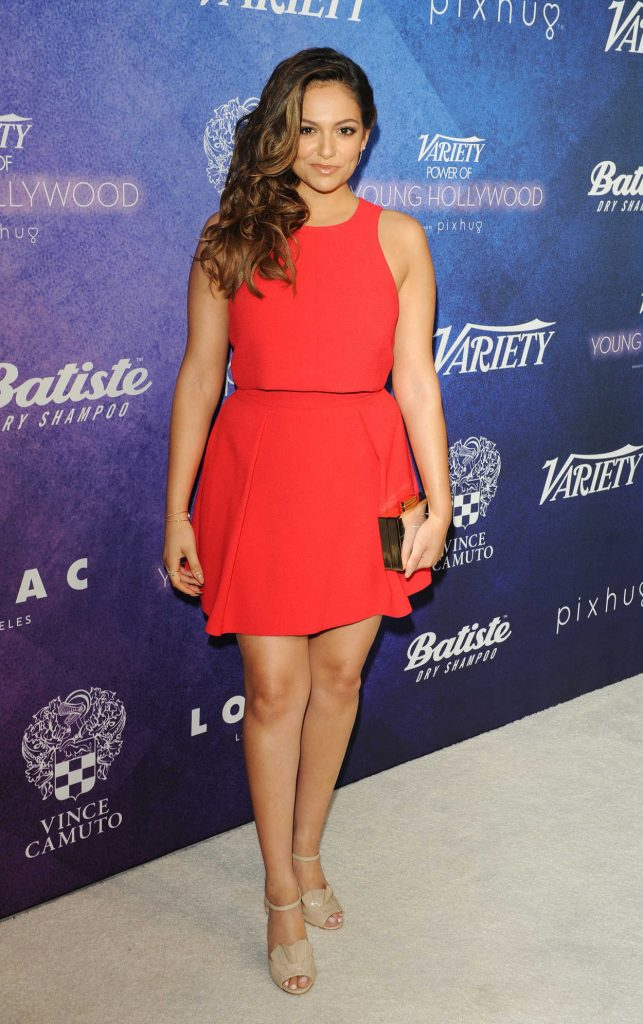 Bethany Mota at Variety's Power of Young Hollywood Presented by Pixhug in Los Angeles 08/16/2016-1