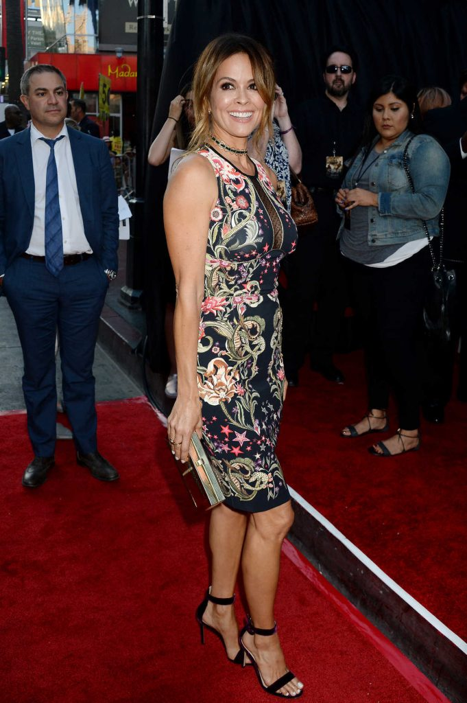 Brooke Burke-Charvet at the Ben-Hur Premiere at TCL Chinese Theater in Los Angeles 08/16/2016-3