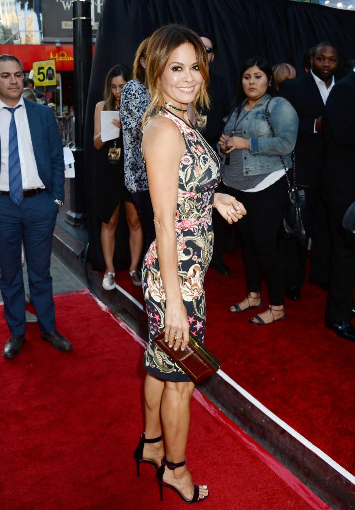 Brooke Burke-Charvet at the Ben-Hur Premiere at TCL Chinese Theater in Los Angeles 08/16/2016-4