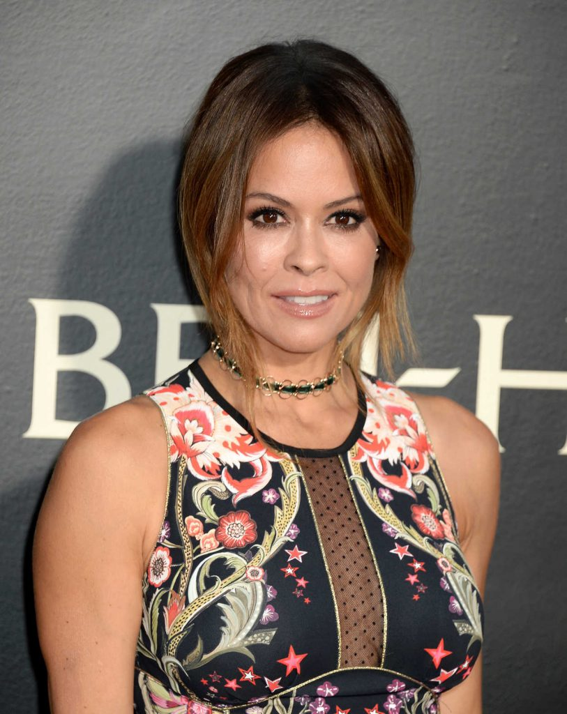 Brooke Burke-Charvet at the Ben-Hur Premiere at TCL Chinese Theater in Los Angeles 08/16/2016-5
