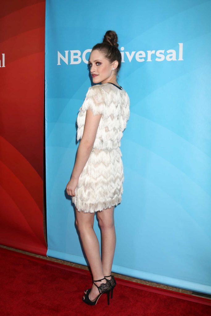 Carly Chaikin at NBC Universal Cable TCA Summer 2016 Press Tour at Beverly Hilton Hotel in Pasadena 08/03/2016-3