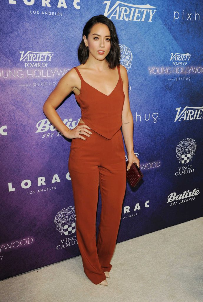Chloe Bennet at Variety's Power of Young Hollywood Presented by Pixhug in Los Angeles 08/16/2016-1