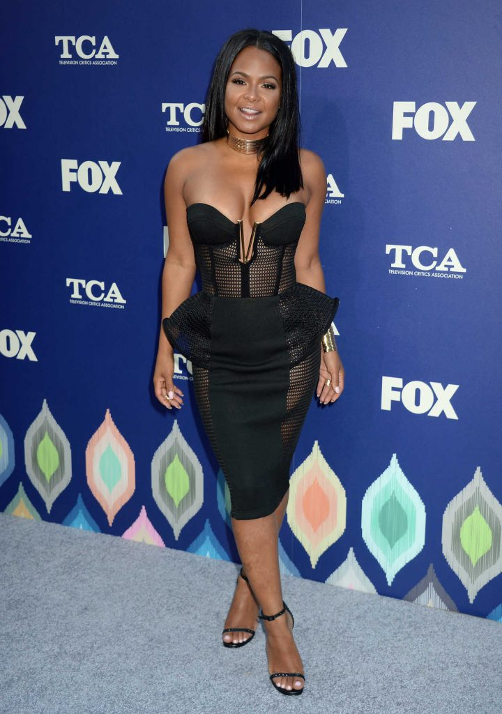 Christina Milian at 2016 FOX Summer TCA Press Tour Party in Los Angeles 08/08/2016-1