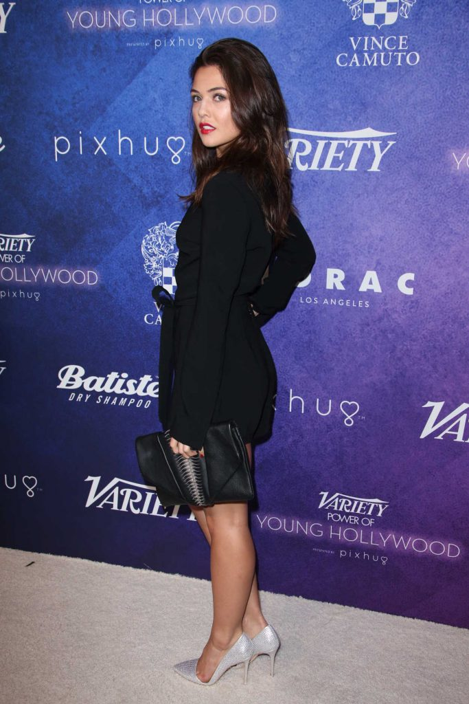 Danielle Campbell at Variety's Power of Young Hollywood Presented by Pixhug in Los Angeles 08/16/2016-2
