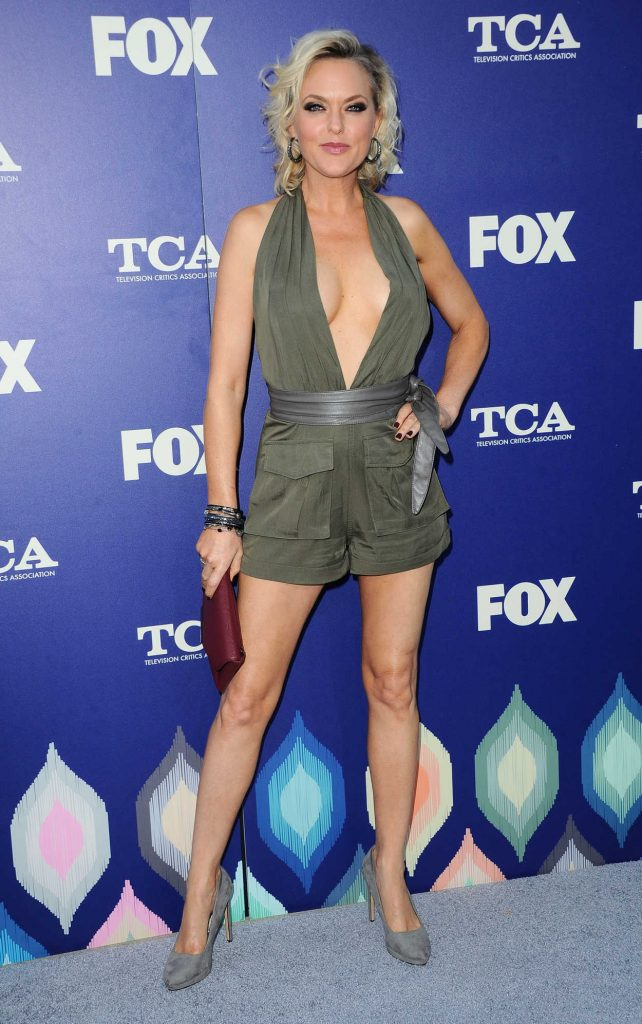 Elaine Hendrix at 2016 FOX Summer TCA Press Tour Party in Los Angeles 08/08/2016-1