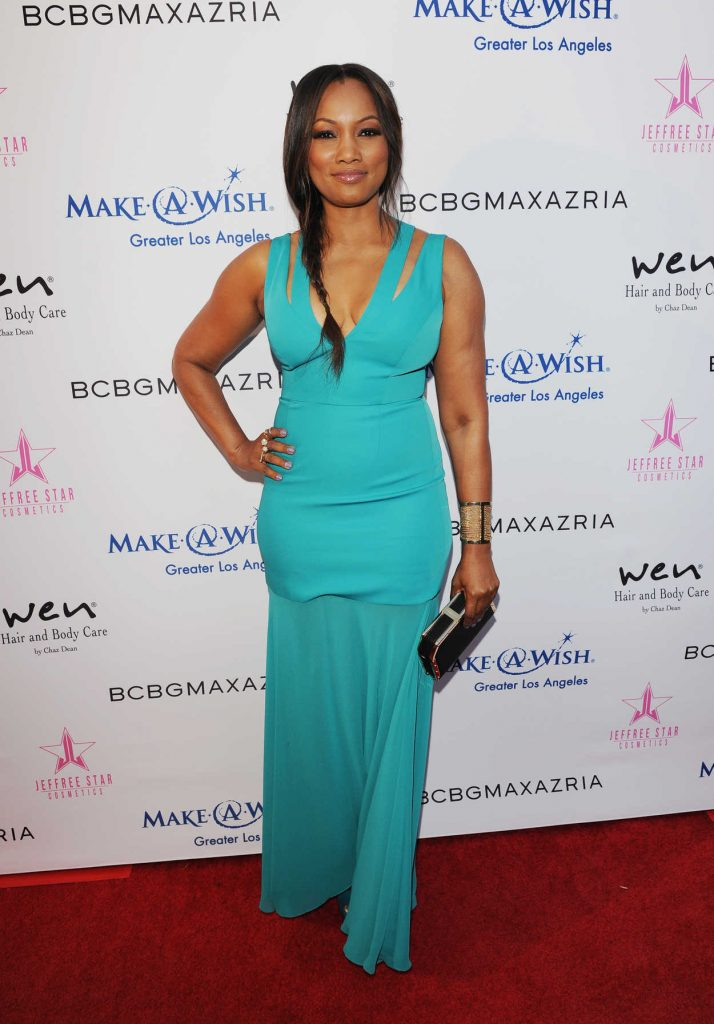Garcelle Beauvais at BCBG Make-A-Wish Fashion Show in Los Angeles 08/24/2016-1