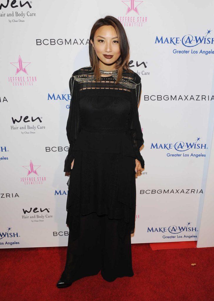 Jeannie Mai at BCBG Make-A-Wish Fashion Show in Los Angeles 08/24/2016-1