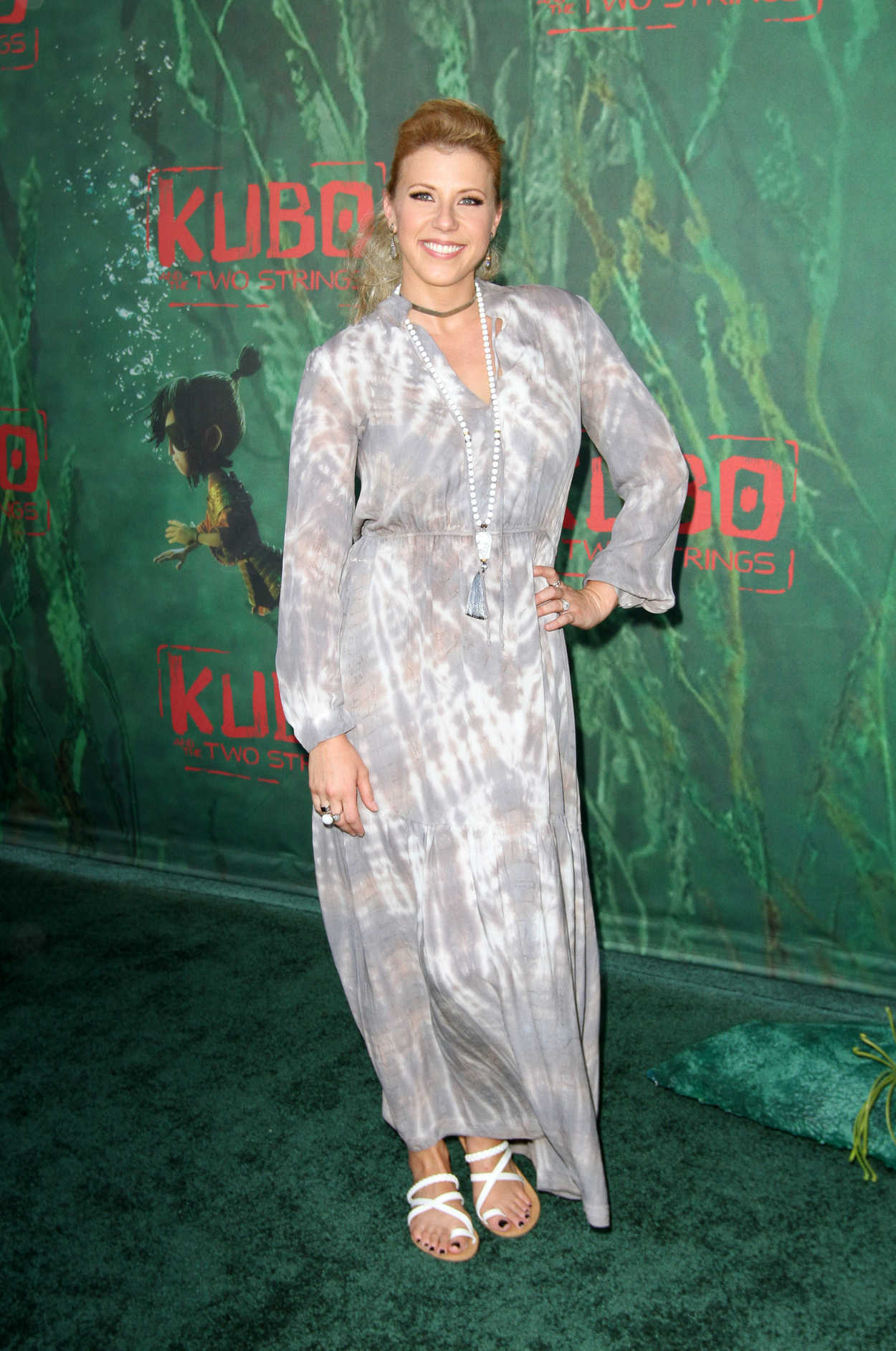 Jodie Sweetin At The Kubo And The Two Strings Premiere In Los