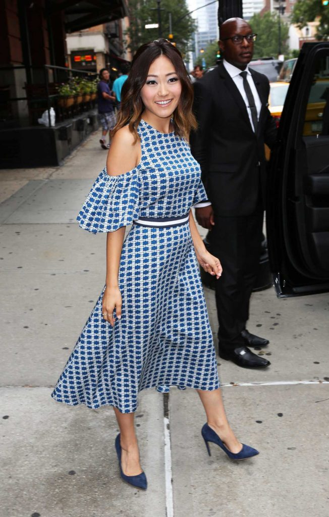 Karen Fukuhara Was Seen Out in New York City 07/31/2016-4