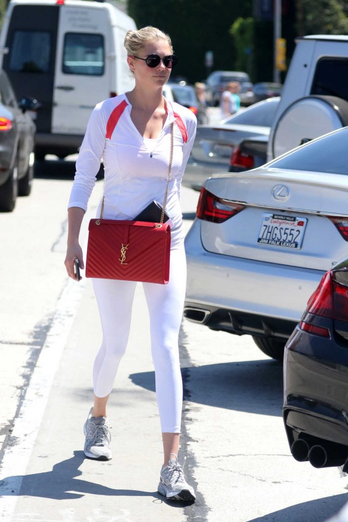 Kate Upton Goes Shopping at Mayfield in West Hollywood 08/19/2016-4