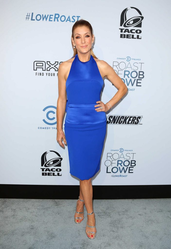Kate Walsh at the Comedy Central Roast of Rob Lowe in Los Angeles 08/27/2016-1
