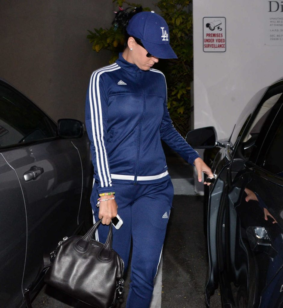 Katy Perry Leaves the Gym in Los Angeles 08/11/2016-2
