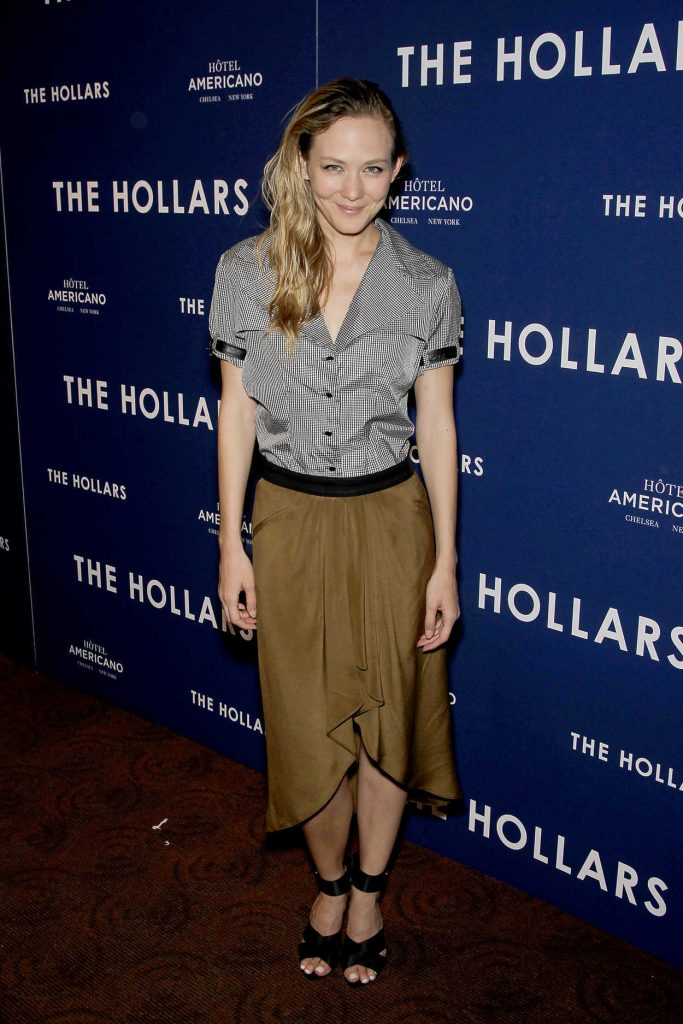 Louisa Krause at the Special Screening for Sony Pictures The Hollars in New York 08/18/2016-1