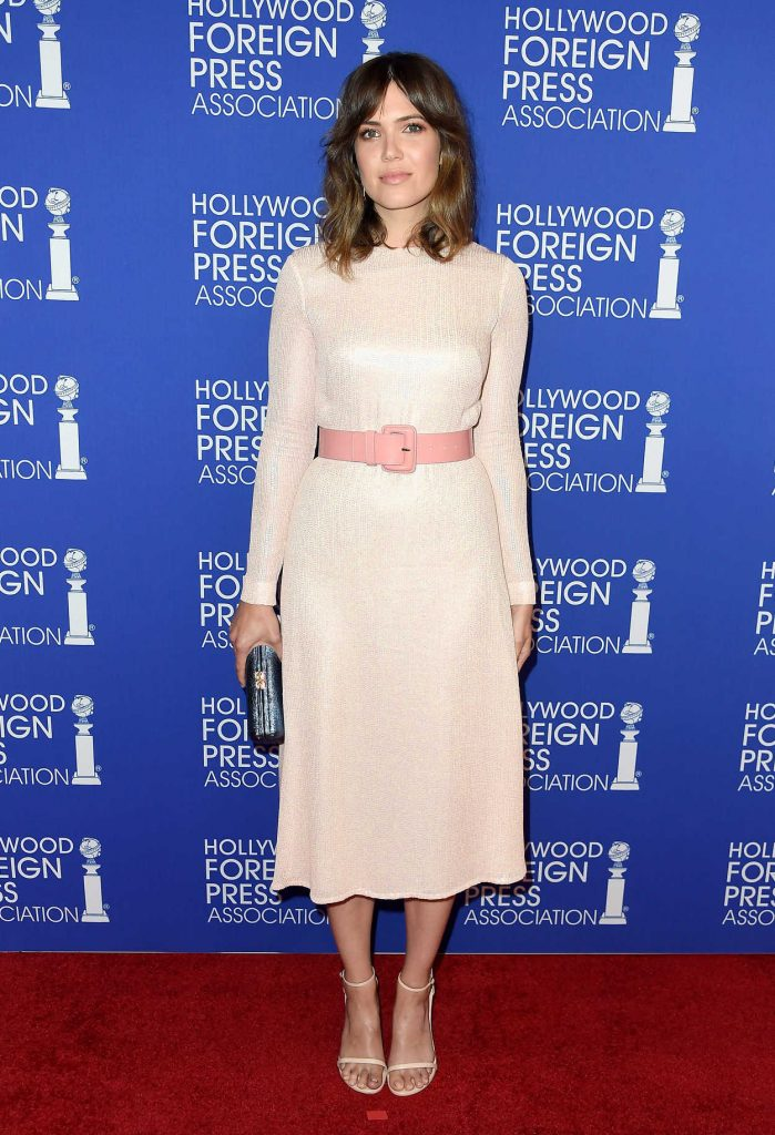 Mandy Moore at Hollywood Foreign Press Association's Grants Banquet in Hollywood 08/04/2016-1