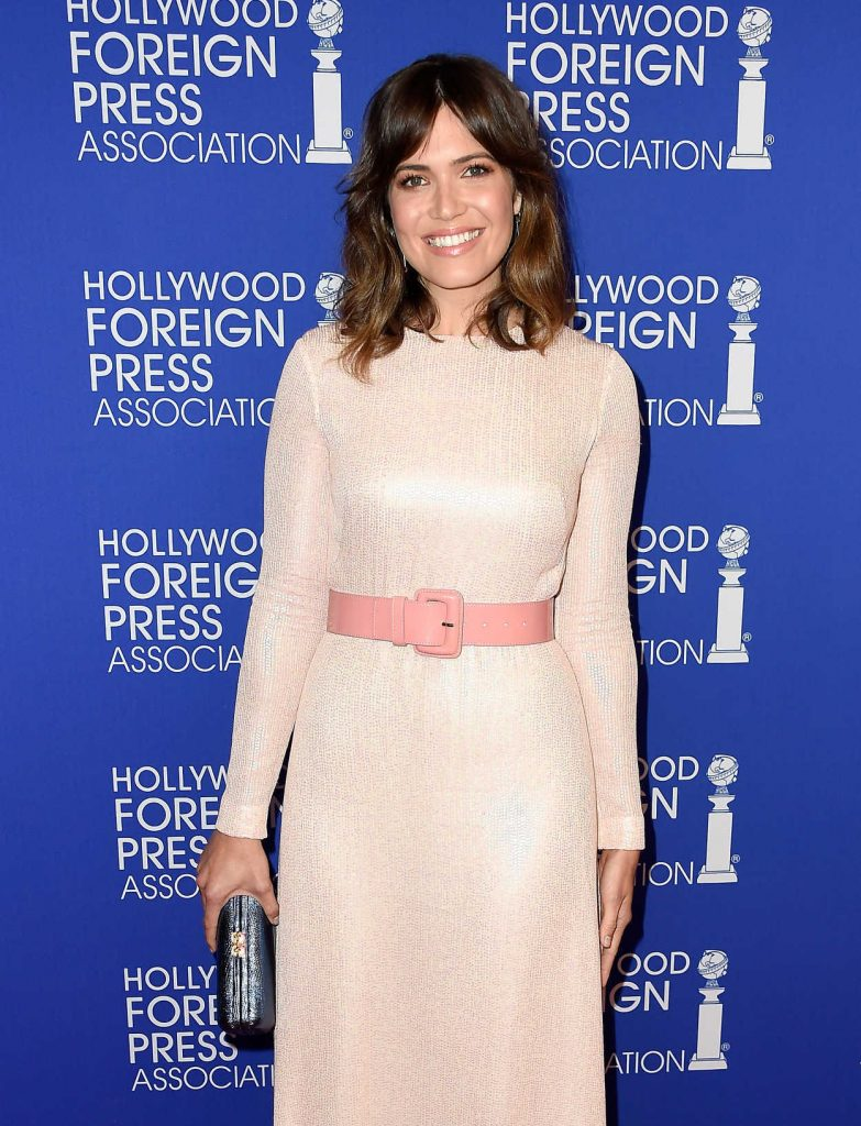 Mandy Moore at Hollywood Foreign Press Association's Grants Banquet in Hollywood 08/04/2016-2