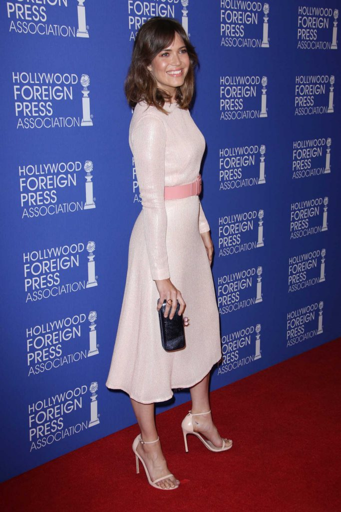 Mandy Moore at Hollywood Foreign Press Association's Grants Banquet in Hollywood 08/04/2016-3