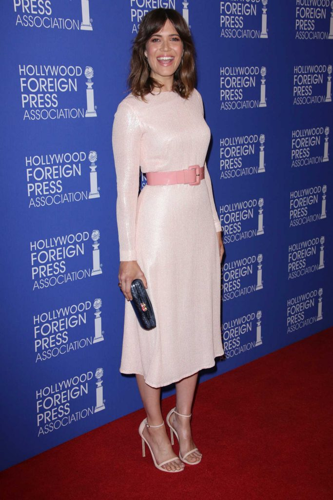 Mandy Moore at Hollywood Foreign Press Association's Grants Banquet in Hollywood 08/04/2016-4