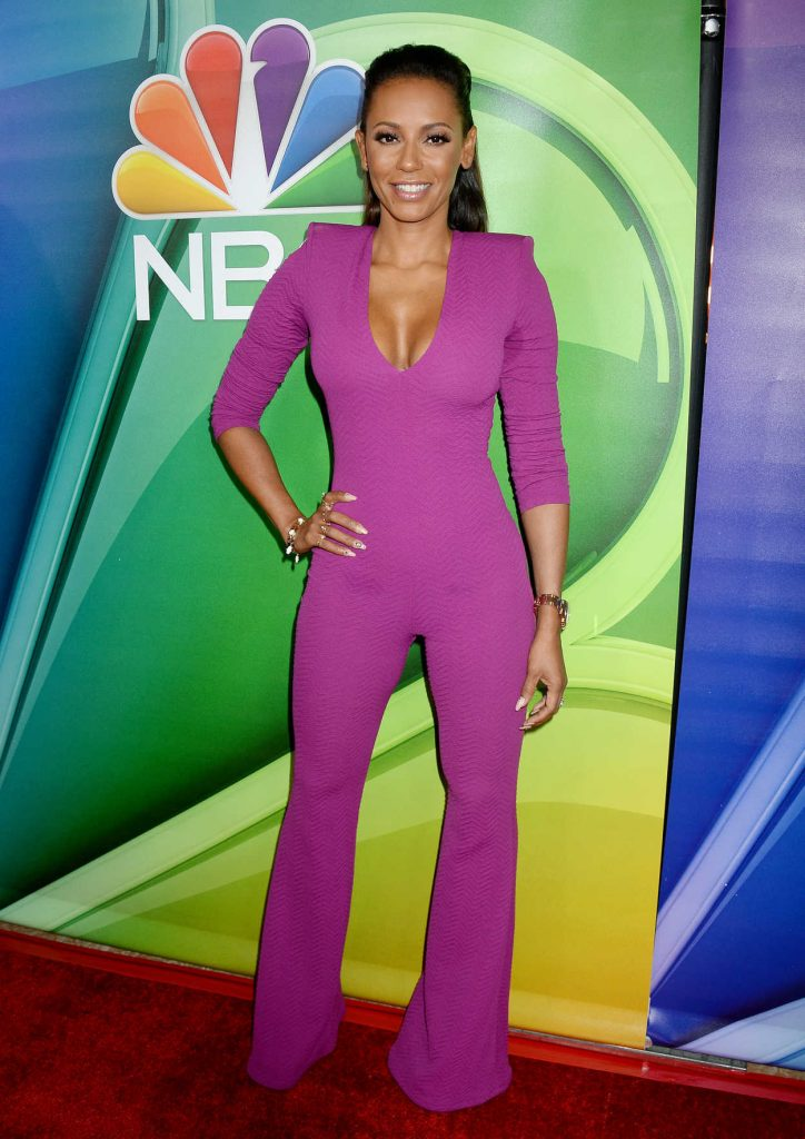 Melanie Brown at the NBCUniversal Press Tour at Hilton Hotel in Pasadena 08/02/2016-2