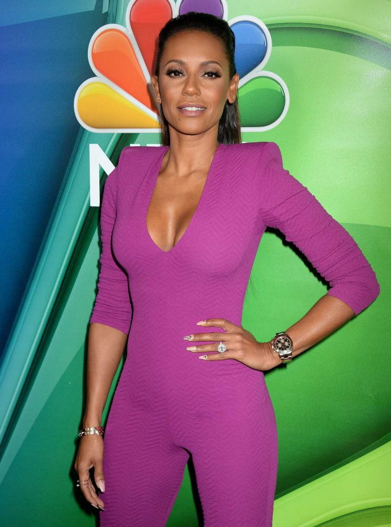 Melanie Brown at the NBCUniversal Press Tour at Hilton Hotel in Pasadena 08/02/2016-3