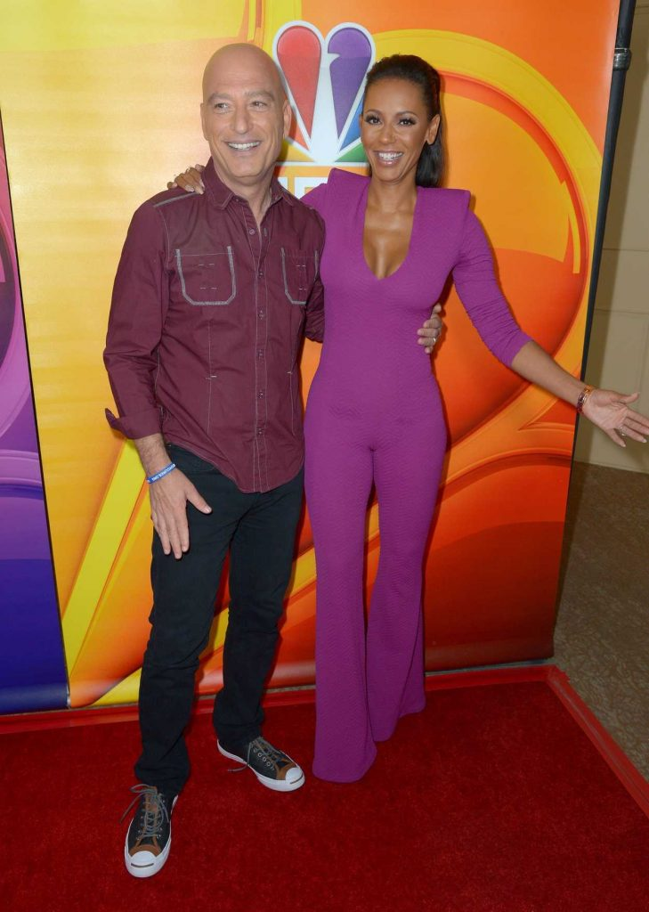 Melanie Brown at the NBCUniversal Press Tour at Hilton Hotel in Pasadena 08/02/2016-5