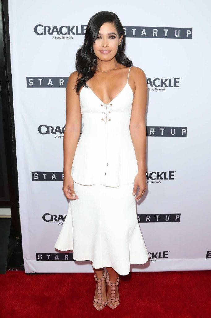 Otmara Marrero at the StartUp TV Series Screening in Los Angeles 08/23/2016-1