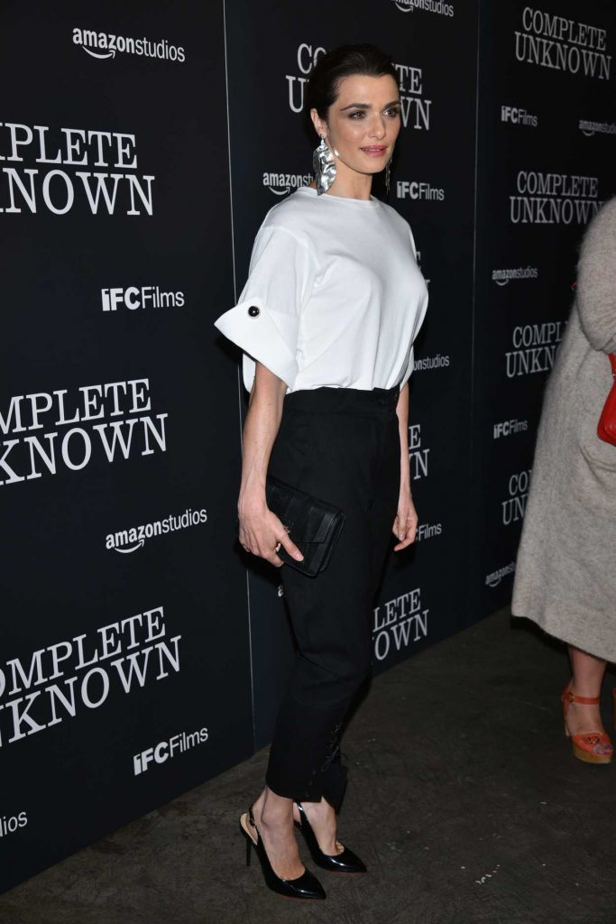 Rachel Weisz at Complete Unknown Premiere in New York 08/23/2016-3