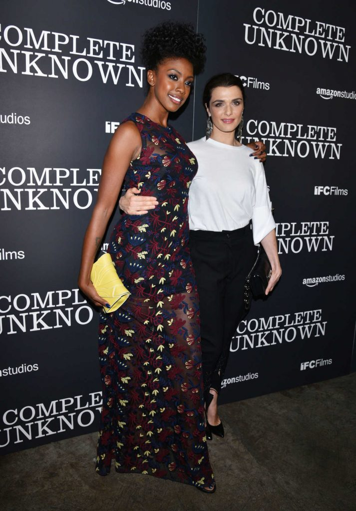 Rachel Weisz at Complete Unknown Premiere in New York 08/23/2016-4