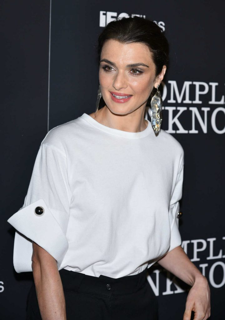 Rachel Weisz at Complete Unknown Premiere in New York 08/23/2016-5