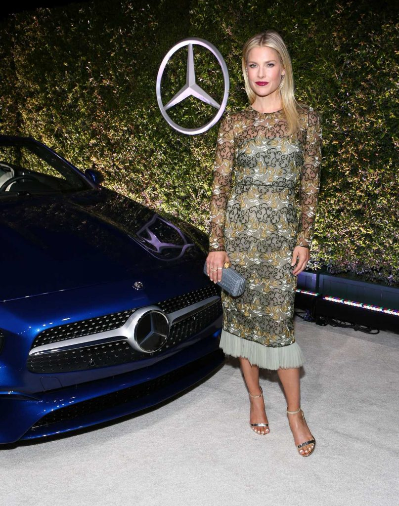 Ali Larter at the Variety and Women in Film's Pre-Emmy Celebration in West Hollywood 09/16/2016-1