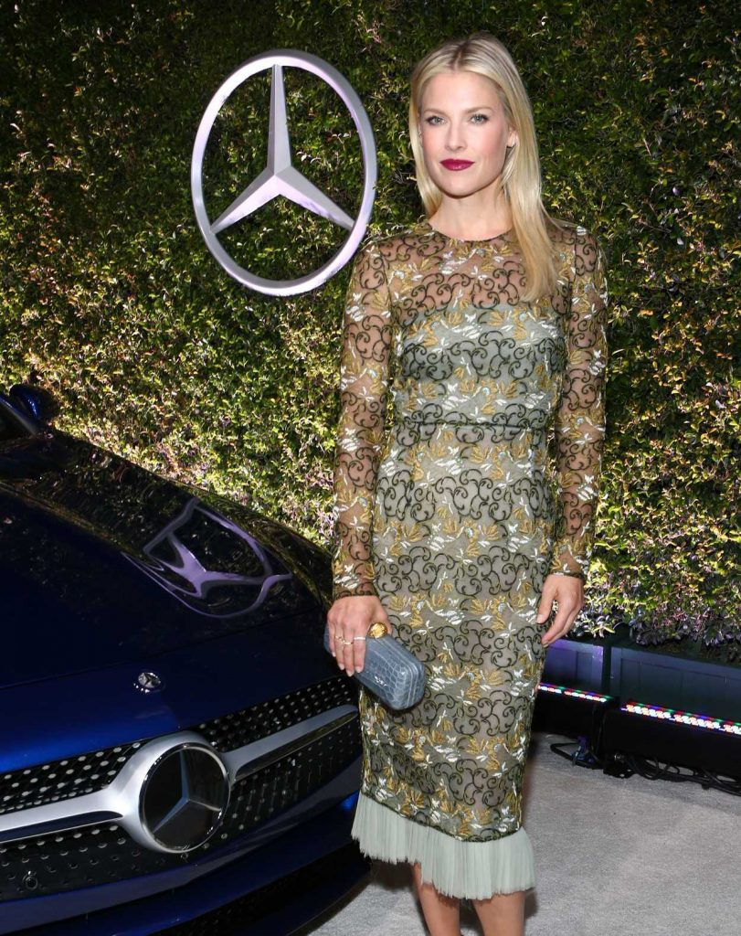 Ali Larter at the Variety and Women in Film's Pre-Emmy Celebration in West Hollywood 09/16/2016-2