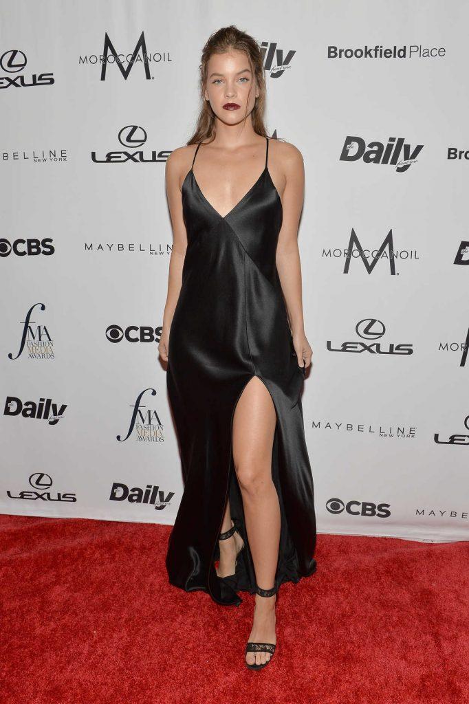 Barbara Palvin at the 4th Annual Fashion Media Awards in New York City 09/08/2016-1