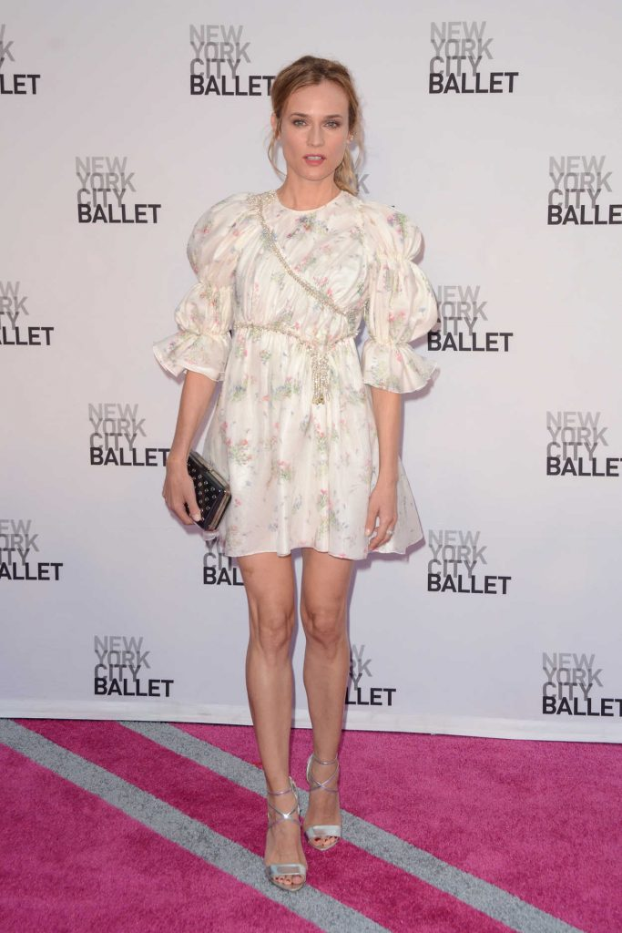 Diane Kruger at the New York City Ballet 2016 Fall Gala 09/20/2016-1