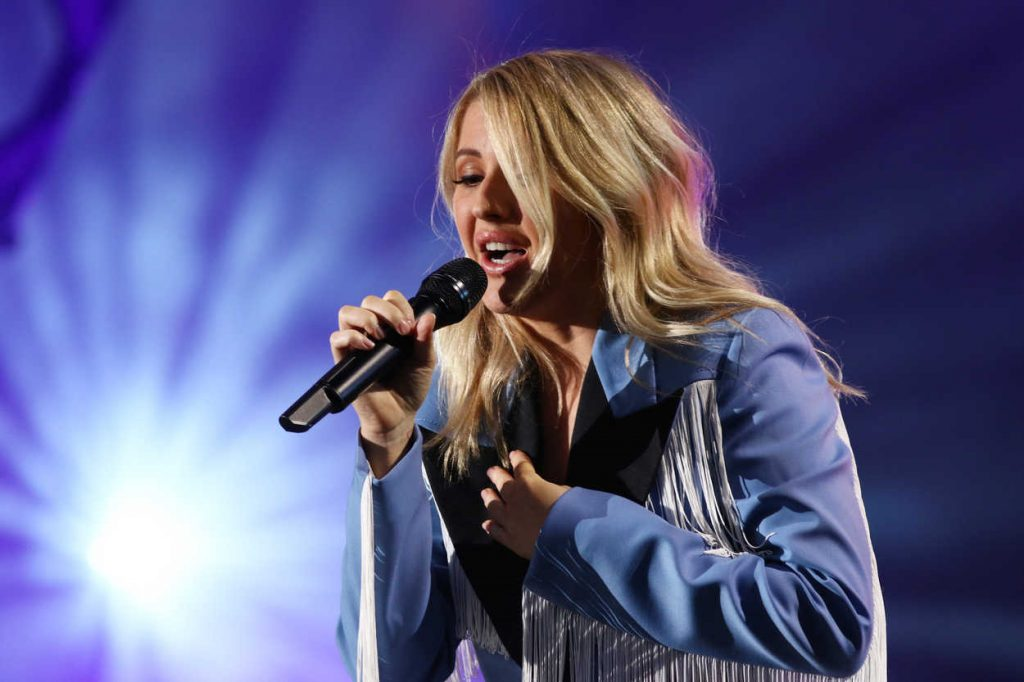 Ellie Goulding at the 2016 Global Citizen Festival in New York 09/24/2016-3