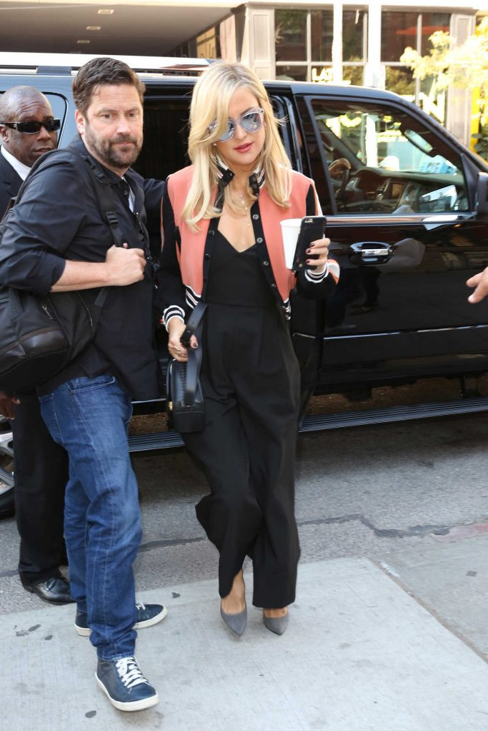 Kate Hudson Was Spotted in Toronto During the 2016 Toronto Film Festival 09/13/2016-1