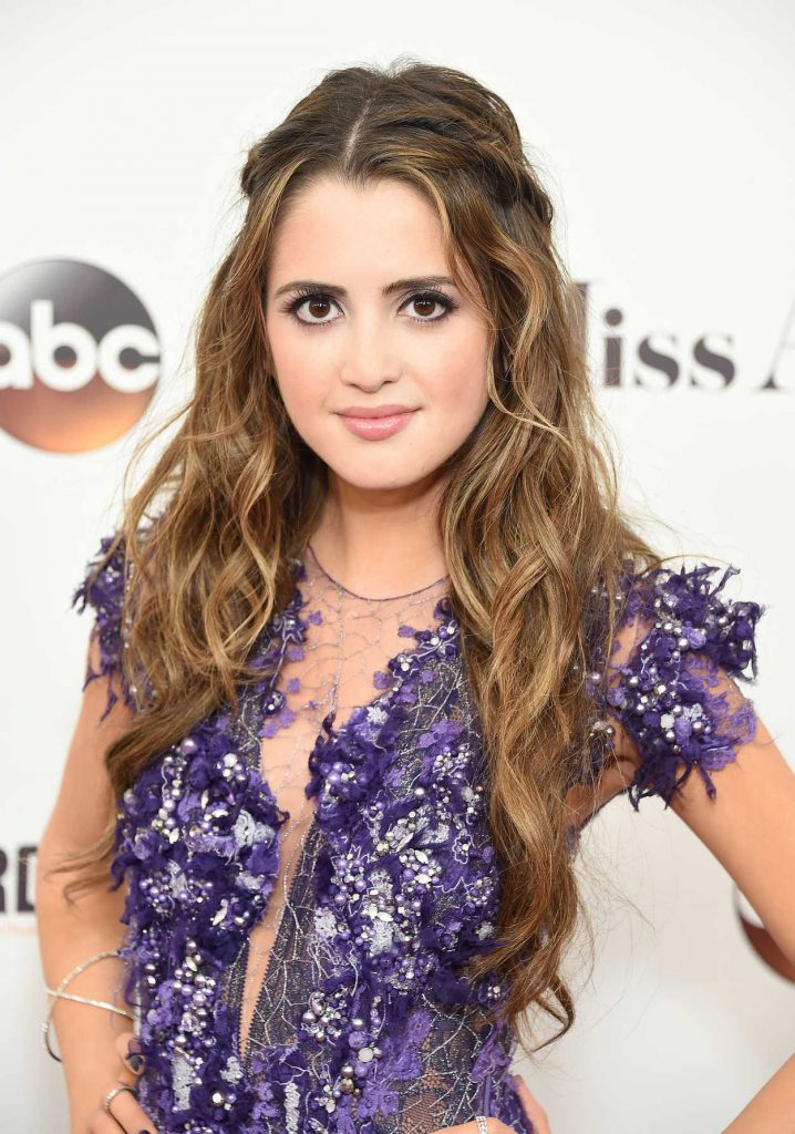 Laura Marano at the 2017 Miss America Competition at Boardwalk Hall Arena in Atlantic City 09/11/2016-4