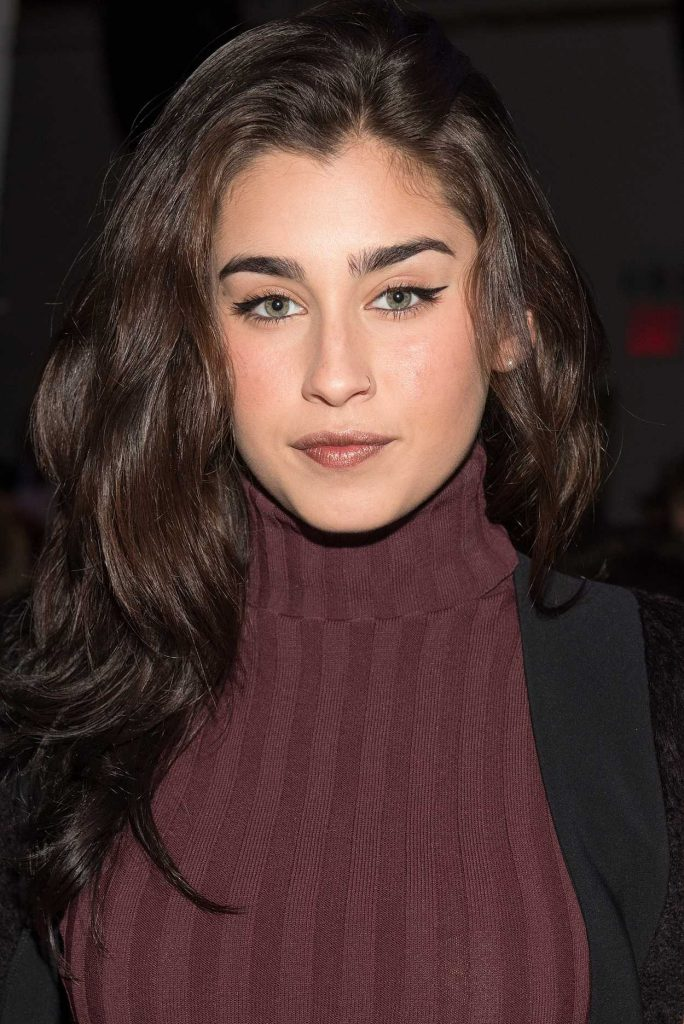 Lauren Jauregui at the Leanne Marshall Fashion Show During New York Fashion Week 09/12/2016-5