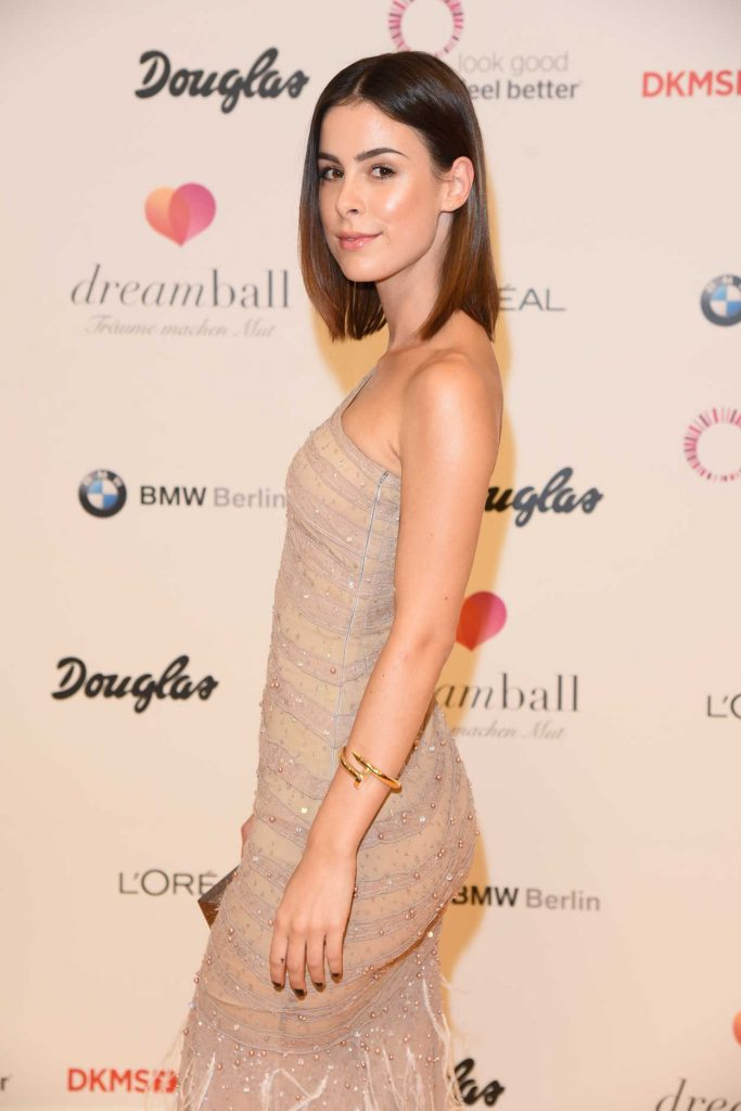 Lena Meyer-Landrut at the DKMS Dreamball 2016 in Berlin 09/29/2016-2