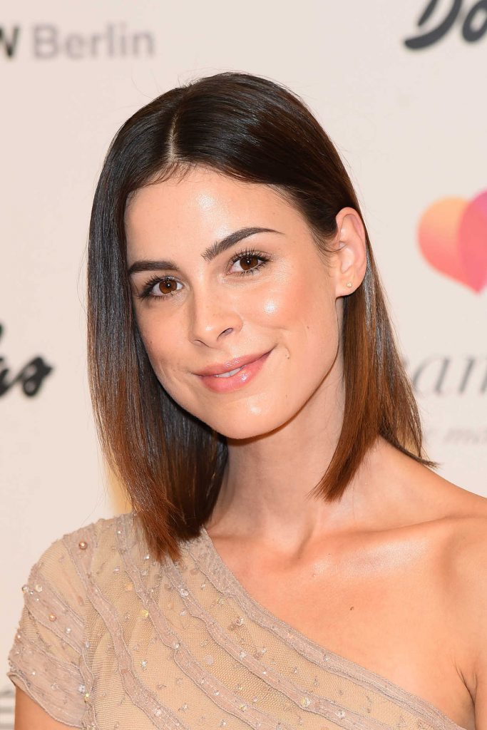 Lena Meyer-Landrut at the DKMS Dreamball 2016 in Berlin 09/29/2016-5