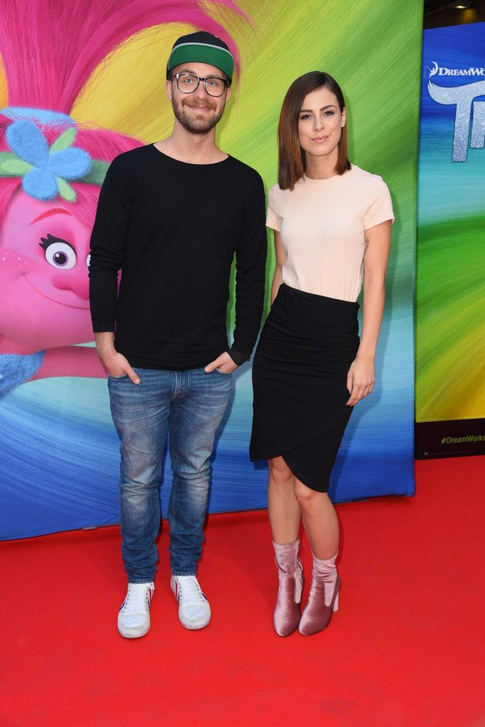 Lena Meyer-Landrut at the Trolls Photocall in Berlin 09/26/2016-3